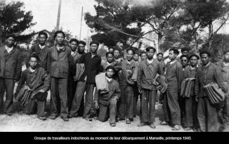 """""""Lính thợ Đông Dương"""": Những người lính thầm lặng tại Pháp trong Thế ChiếnII"""