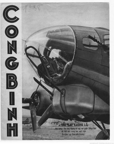 Tạp chí Công Binh số 38, tháng 9 năm1945